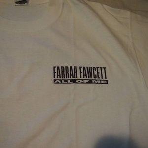Fruit of the Loom Shirts - Farrah Fawcett ALL OF ME - Playboy PROMO TShirt